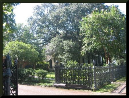 Garden District, New Orleans (c) 2004 DCoyote