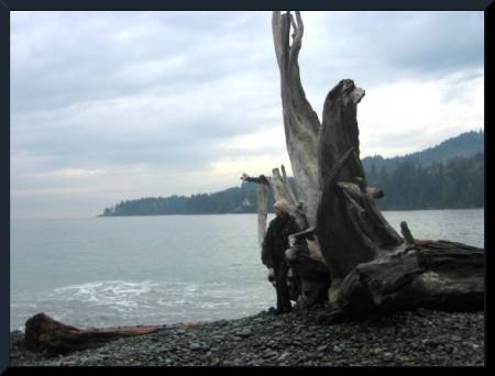 French Beach, Sooke, BC (c) 2003 DCoyote