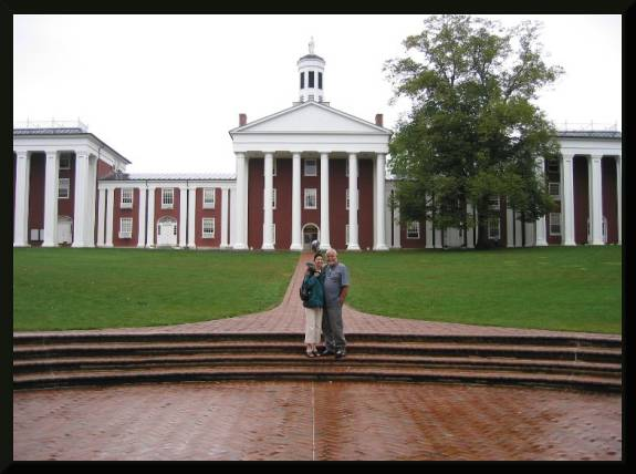 Washington and Lee University (c) 2004 David Coyote
