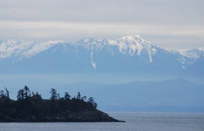 Sooke Winter Day © 2008 David Coyote