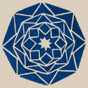 'Blue Mandala' (c) 2005 David Coyote